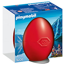 Buy Playmobil Country 9209 Vikings Shield Gift Egg Online at johnlewis.com