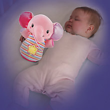 Buy VTech Baby Snooze & Soothe Elephant Online at johnlewis.com