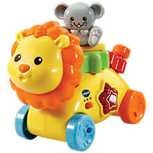 Buy VTech Gearzooz Gear Up & Go Lion Online at johnlewis.com