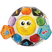 Buy VTech Baby My 1st Football Friend Online at johnlewis.com