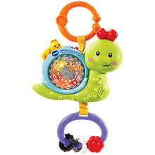 Buy VTech Giggle & Go Snail Online at johnlewis.com