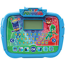 Buy VTech PJ Masks Time to be a Hero Learning Tablet Online at johnlewis.com