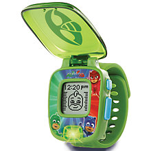 Buy VTech PJ Masks Super Gekko Learning Watch Online at johnlewis.com