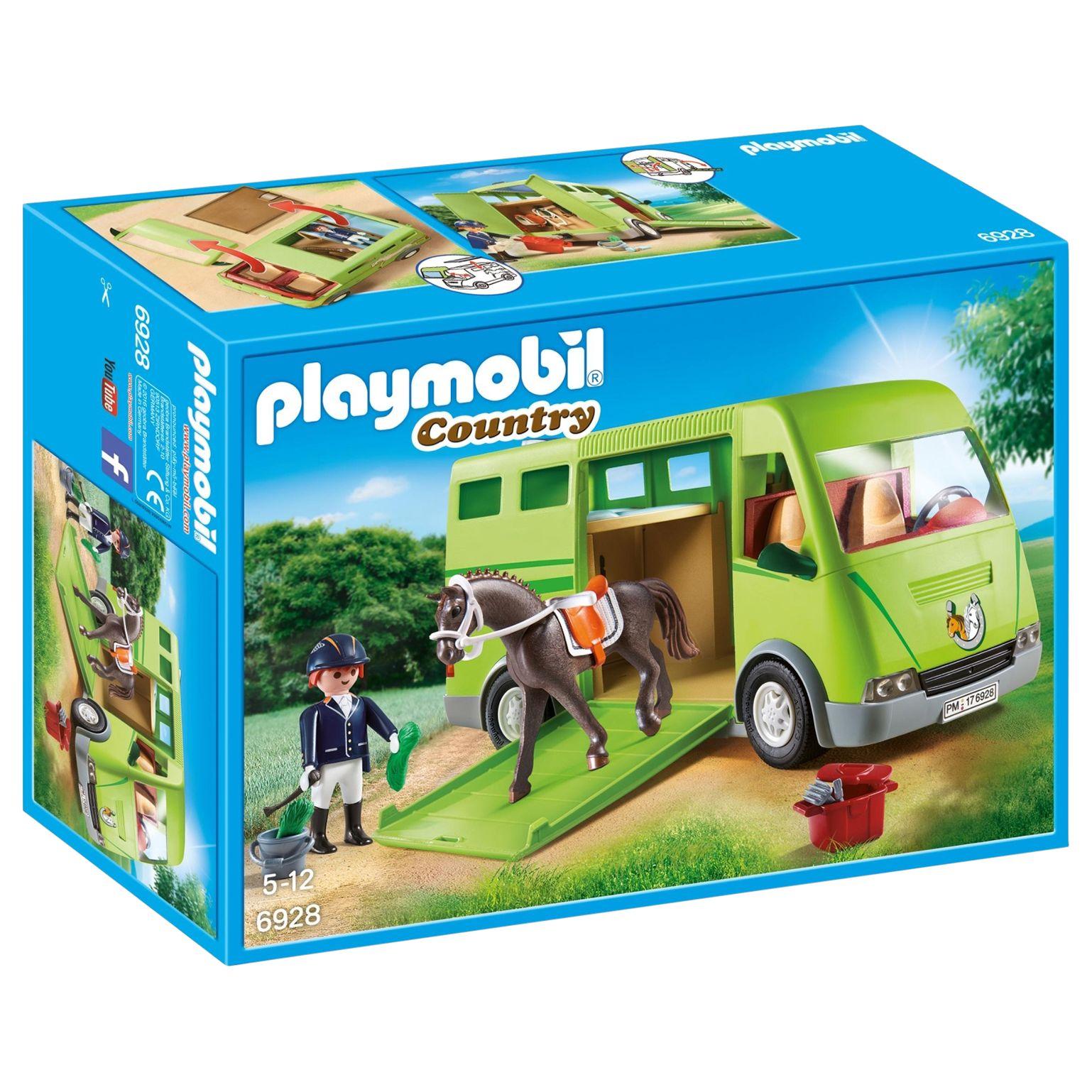 PLAYMOBIL Playmobil Country 6928 Horse Box