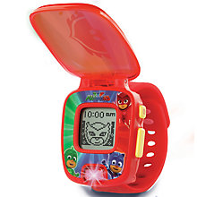 Buy VTech PJ Masks Super Owlette Learning Watch Online at johnlewis.com