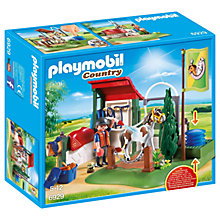 Buy Playmobil Country 6929 Horse Groom Station Online at johnlewis.com