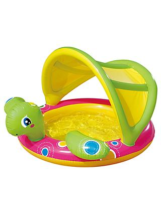 Summer Waves Inflatable Turtle Shade Pool