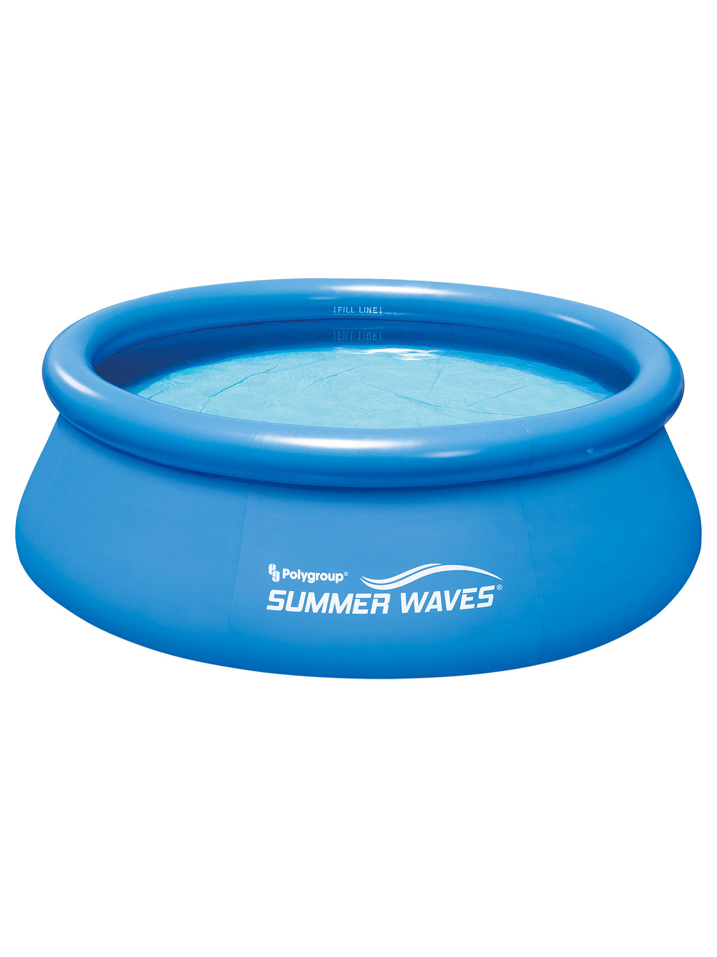 Summer Waves 8ft/2 4m Quick Set Pool