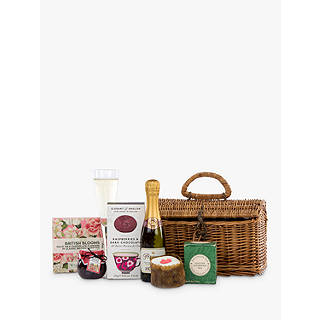 Hampers build your own traditional luxury hampers john lewis john lewis afternoon tea treats hamper solutioingenieria Gallery