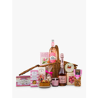 Hampers build your own traditional luxury hampers john lewis john lewis elegant afternoon tea hamper solutioingenieria Gallery
