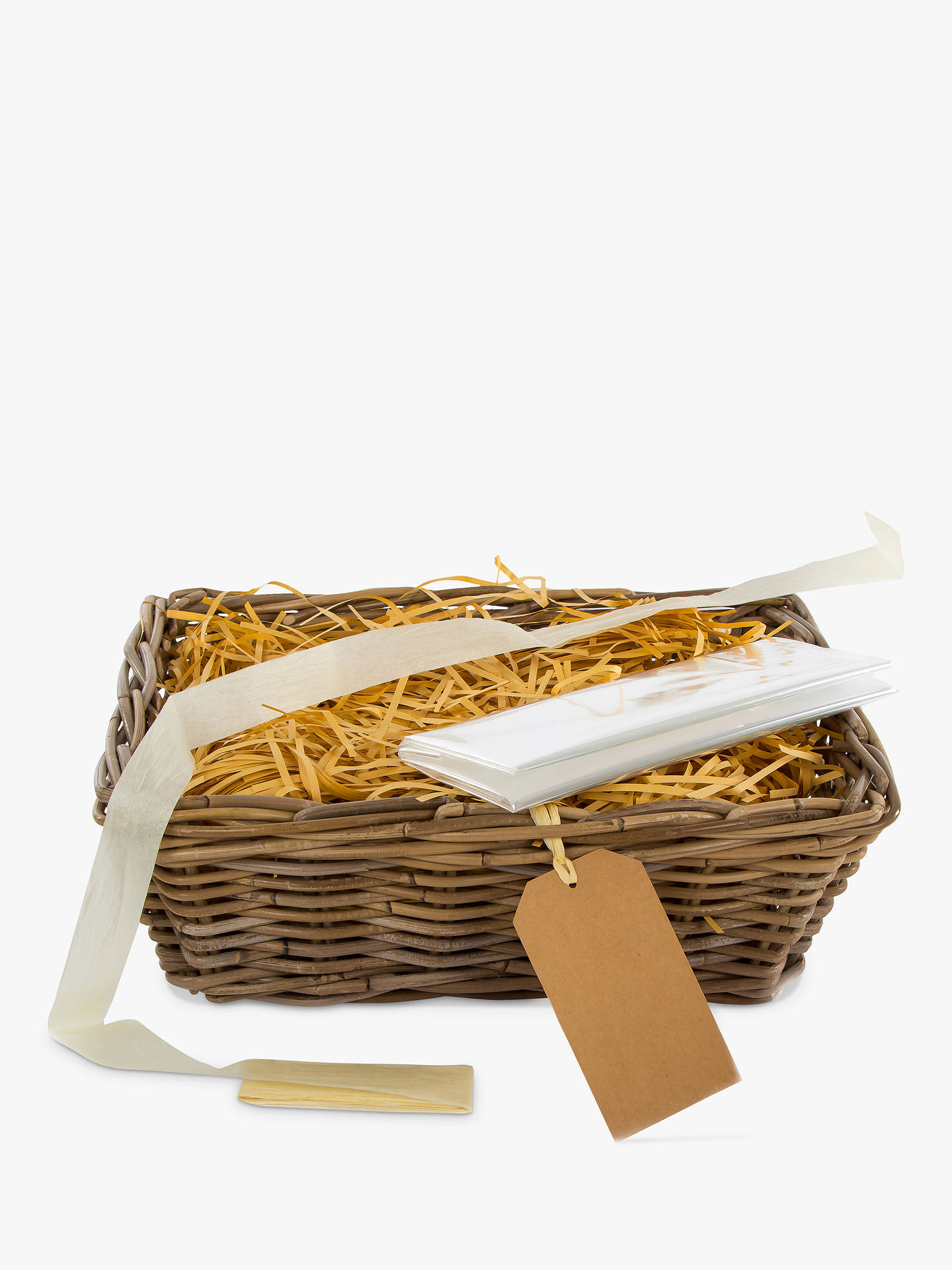 Buy John Lewis & Partners Fill Your Own Summer Basket Online at johnlewis.com