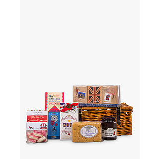 Hampers build your own traditional luxury hampers john lewis john lewis taste of britain hamper solutioingenieria