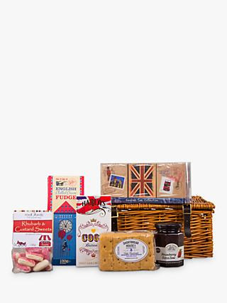 Hampers build your own traditional luxury hampers john lewis john lewis taste of britain hamper solutioingenieria Image collections