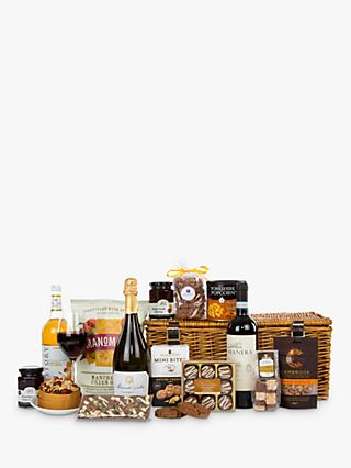 Hampers build your own traditional luxury hampers john lewis john lewis partners the chelsea hamper solutioingenieria Gallery