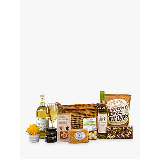 Hampers build your own traditional luxury hampers john lewis john lewis the sunningdale hamper solutioingenieria