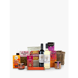 Hampers build your own traditional luxury hampers john lewis john lewis the highgate hamper solutioingenieria Gallery