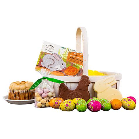 Easter gift food easter gifts john lewis buy john lewis easter trug online at johnlewis negle Choice Image