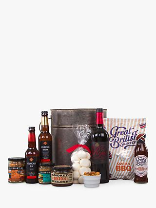 Hampers build your own traditional luxury hampers john lewis john lewis bbq tub solutioingenieria Image collections