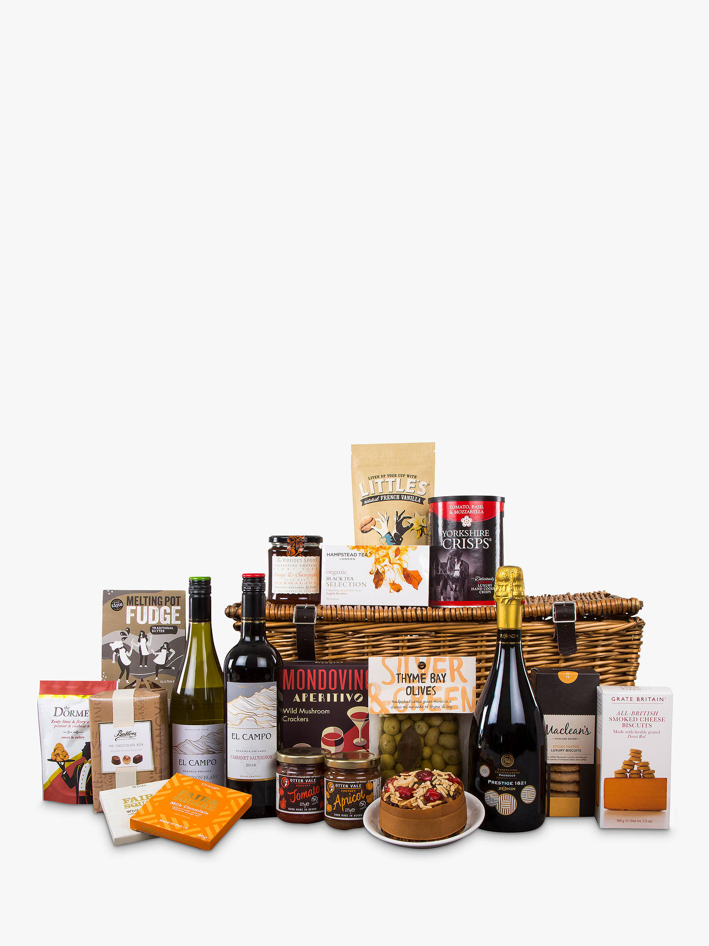 John Lewis Partners The Mayfair Hamper At John Lewis Partners