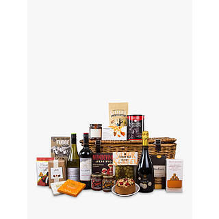 Hampers build your own traditional luxury hampers john lewis john lewis the mayfair hamper solutioingenieria Gallery