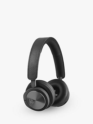 B&O PLAY by Bang & Olufsen Beoplay H8i Wireless Bluetooth Active Noise Cancelling On-Ear Headphones with Transparency Mode