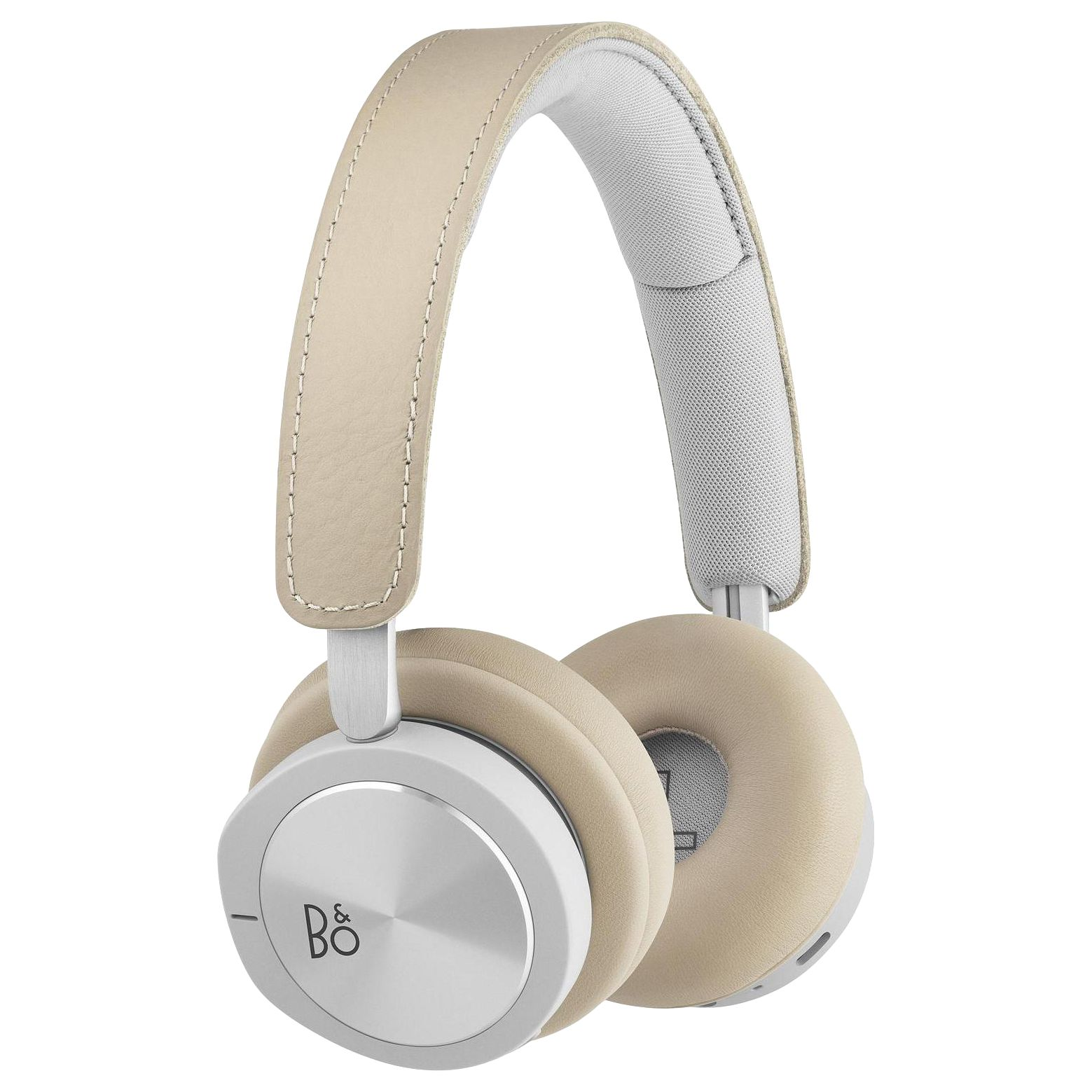 Bang & Olufsen Bang & Olufsen Beoplay H8i Wireless Bluetooth Active Noise Cancelling On-Ear Headphones with Transparency Mode