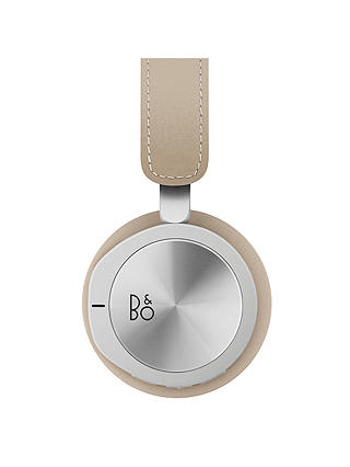 Buy Bang & Olufsen Beoplay H8i Wireless Bluetooth Active Noise Cancelling On-Ear Headphones with Transparency Mode, Natural Online at johnlewis.com