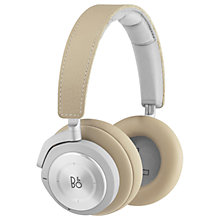 Buy B&O PLAY by Bang & Olufsen Beoplay H9i Wireless Bluetooth Active Noise Cancelling Over-Ear Headphones with Intuitive Touch Controls & Transparency Mode Online at johnlewis.com