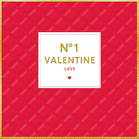 buy mint no 1 valentines day card john lewis online valentines day cards