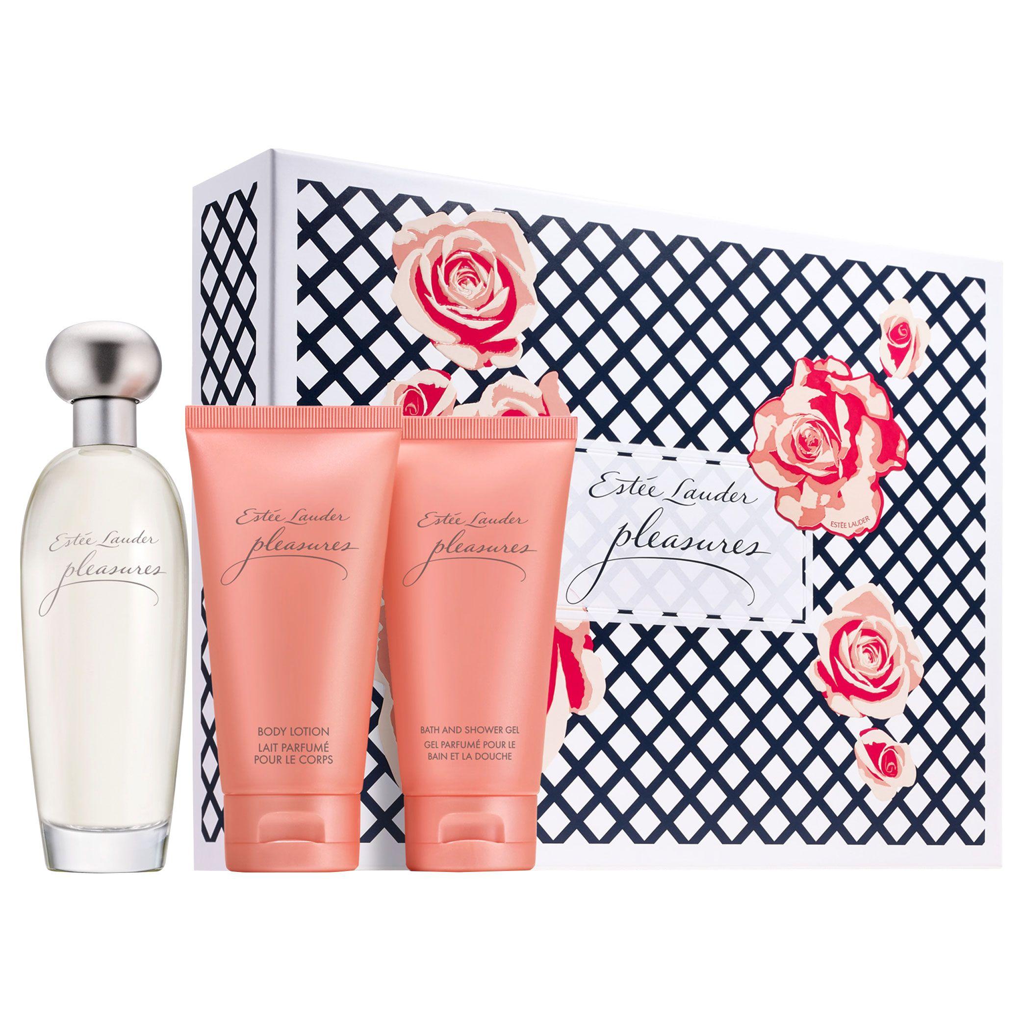 Estee Lauder Pleasures Body Creme   Body Creams   Beauty