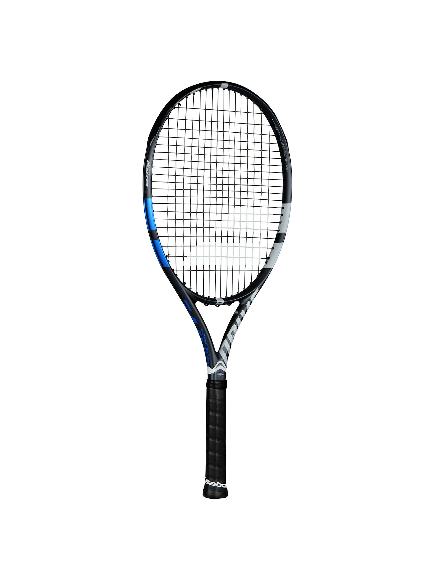 Buy Babolat Boost Drive G 115 Graphite Tennis Racket, Grey Online at johnlewis.com