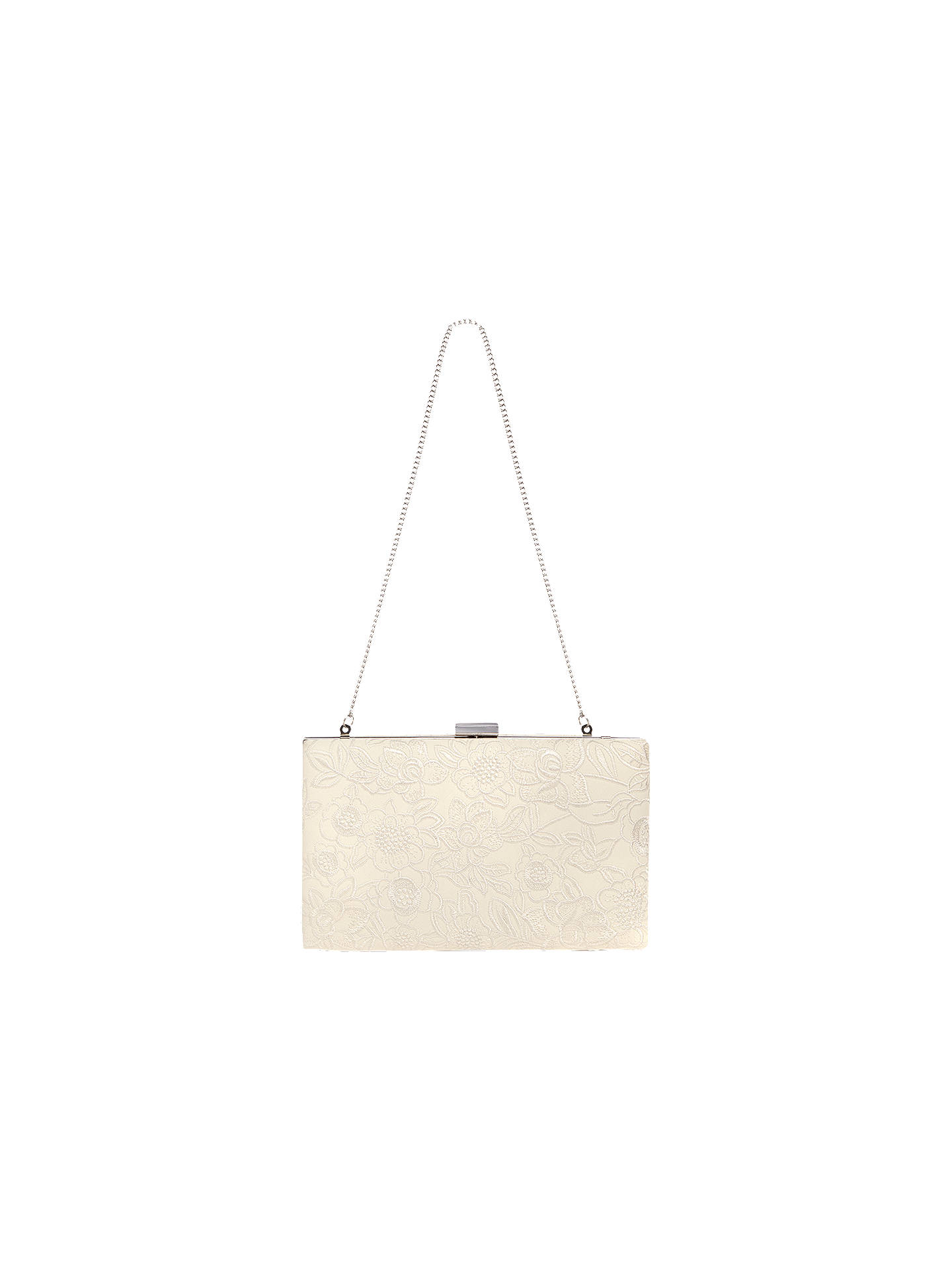 Phase Eight Ceri Embroidered Clutch Bag at John Lewis & Partners