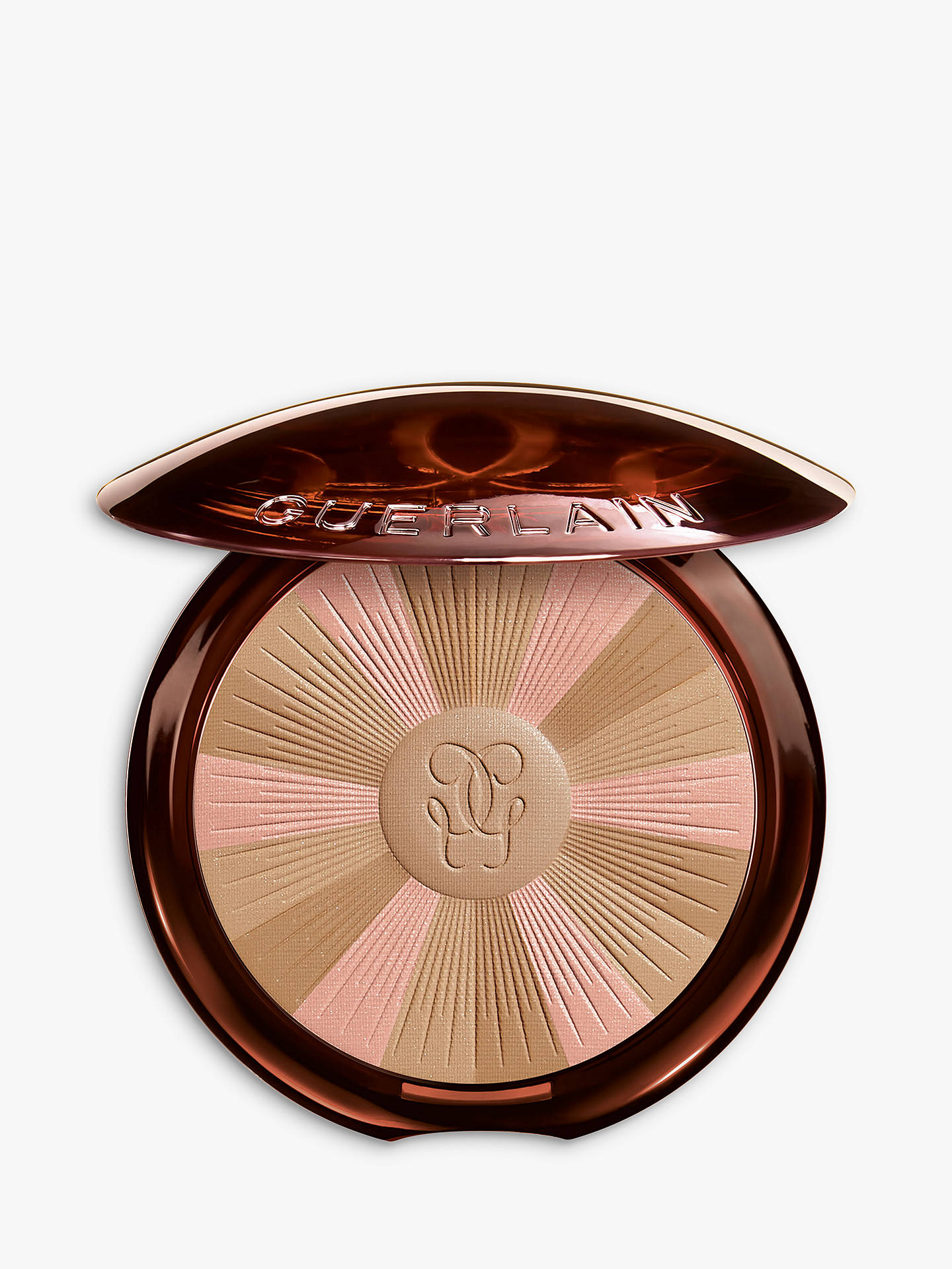 BuyGuerlain Terracotta Light Bronzer, 00 Light Cool Online at johnlewis.com