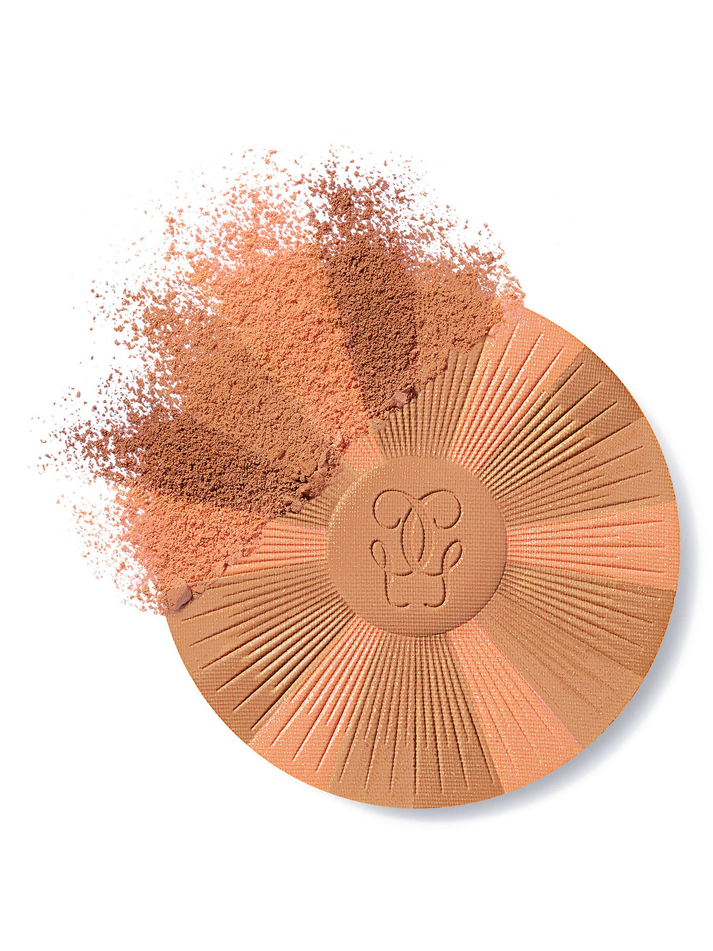 Buy Guerlain Terracotta Light The Healthy Glow Vitamin-Radiance Bronzer, 03 Natural Warm Online at johnlewis.com
