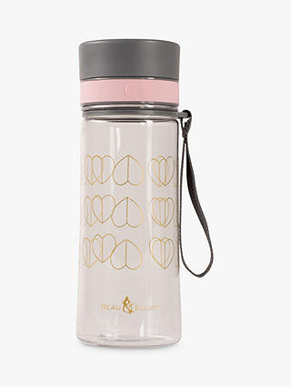 Buy Beau & Elliot Champagne Edit Drinks Bottle, Clear/Multi, 500ml Online at johnlewis.com