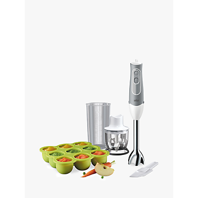 Braun MQ523 MultiQuick 5 Baby Food Hand Blender