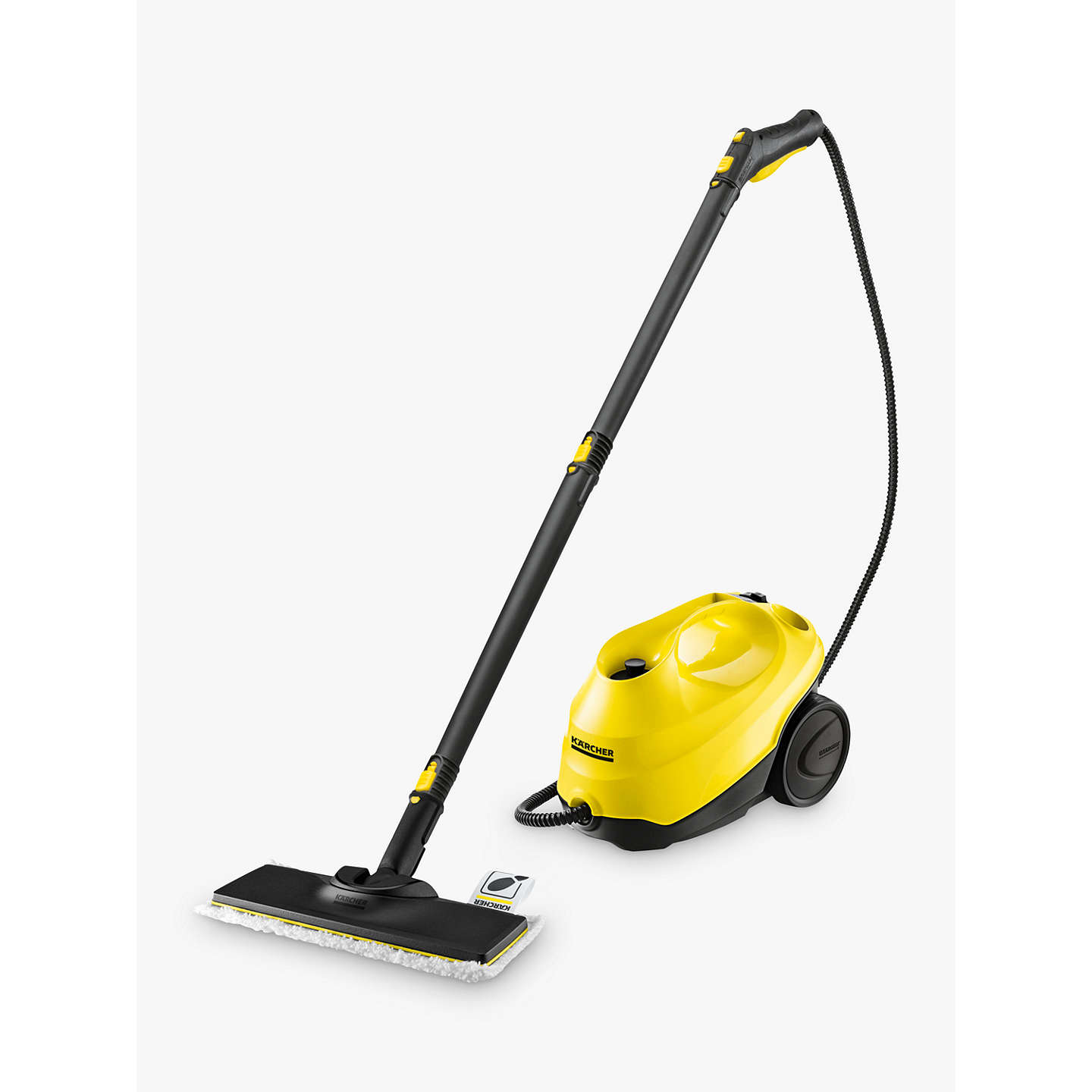 k rcher sc3 easyfix steam cleaner at john lewis. Black Bedroom Furniture Sets. Home Design Ideas