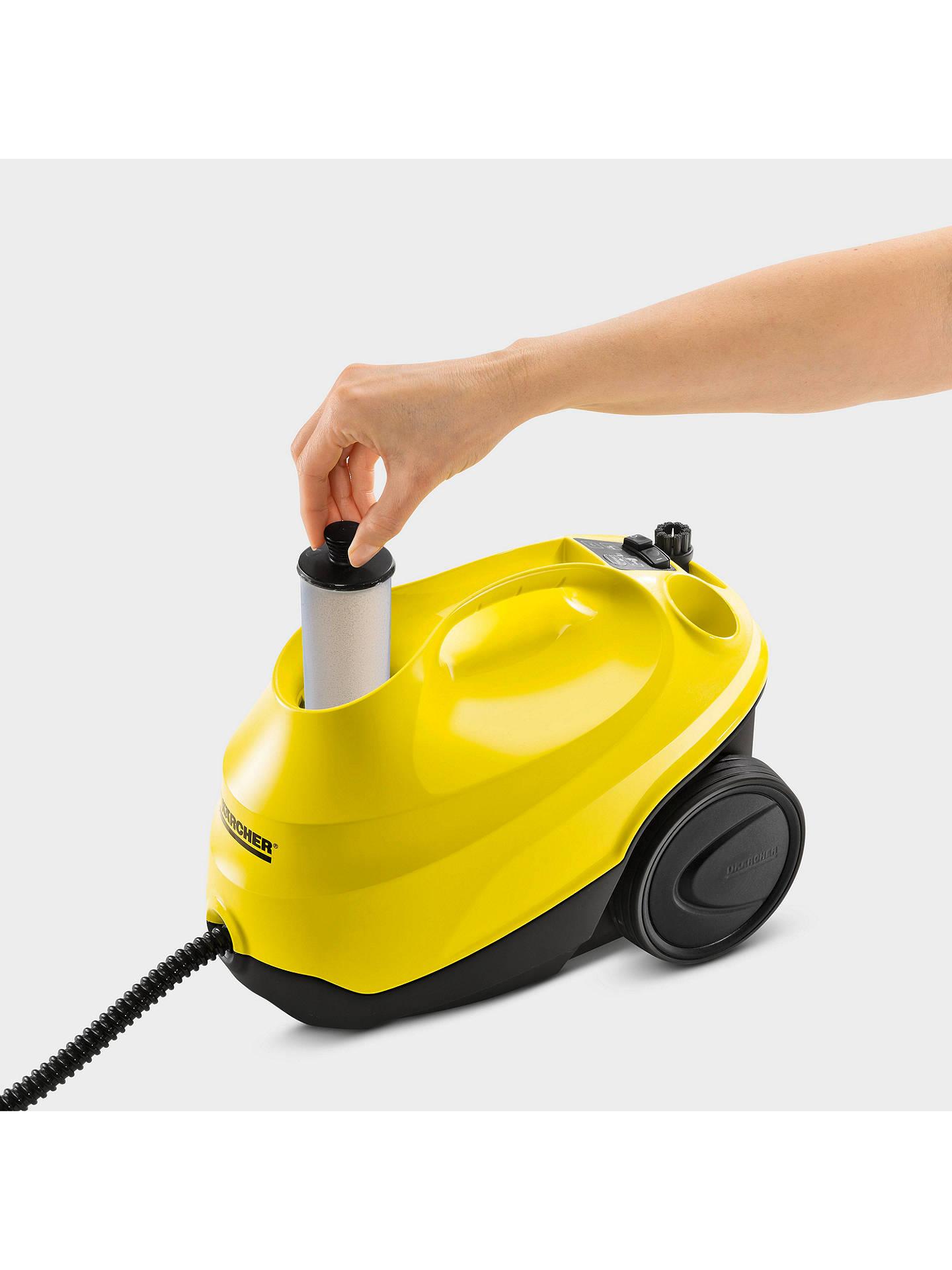 k rcher sc3 easyfix steam cleaner at john lewis partners. Black Bedroom Furniture Sets. Home Design Ideas
