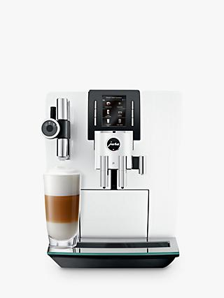 JURA J6 Bean-to-Cup Coffee Machine