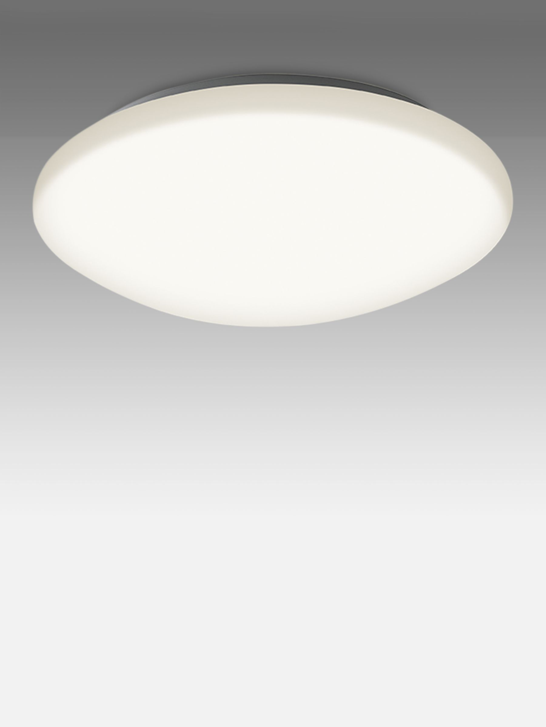 ASTRO Astro Massa LED Flush Bathroom Ceiling Light, White