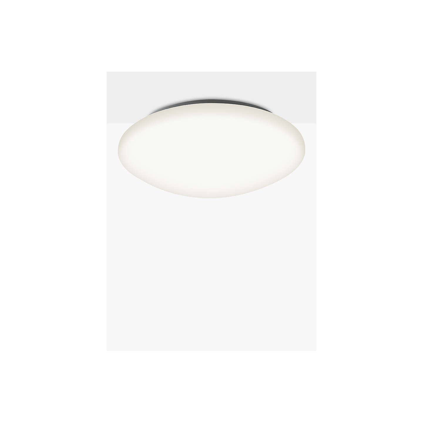 astro massa led flush bathroom ceiling light white at john lewis