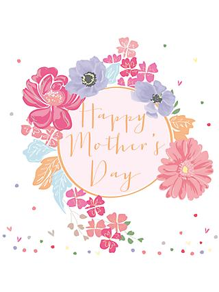 Mothers day greetings cards john lewis partners bellybutton bubble happy mothers day card m4hsunfo