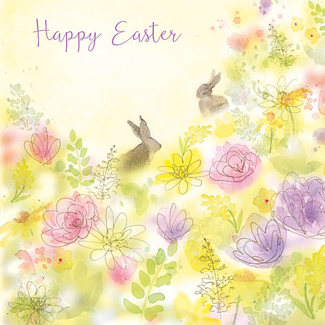 Buy saffron cards and gifts easter bunnies greeting card john lewis buy saffron cards and gifts easter bunnies greeting card online at johnlewis negle Choice Image