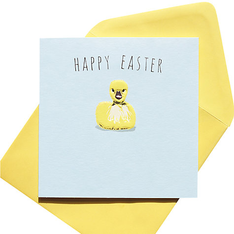 Easter gifts shop easter eggs decorations at john lewis easter cards negle Choice Image