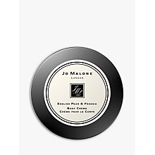 Buy Jo Malone London English Pear & Fressia Body Crème, 50ml Online at johnlewis.com