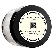 Buy Jo Malone London Wood Sage & Sea Salt Body Crème, 50ml Online at johnlewis.com