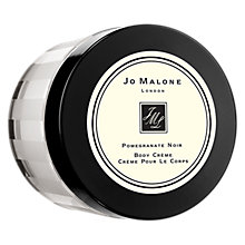 Buy Jo Malone London Pomegranate Noir Body Crème, 50ml Online at johnlewis.com