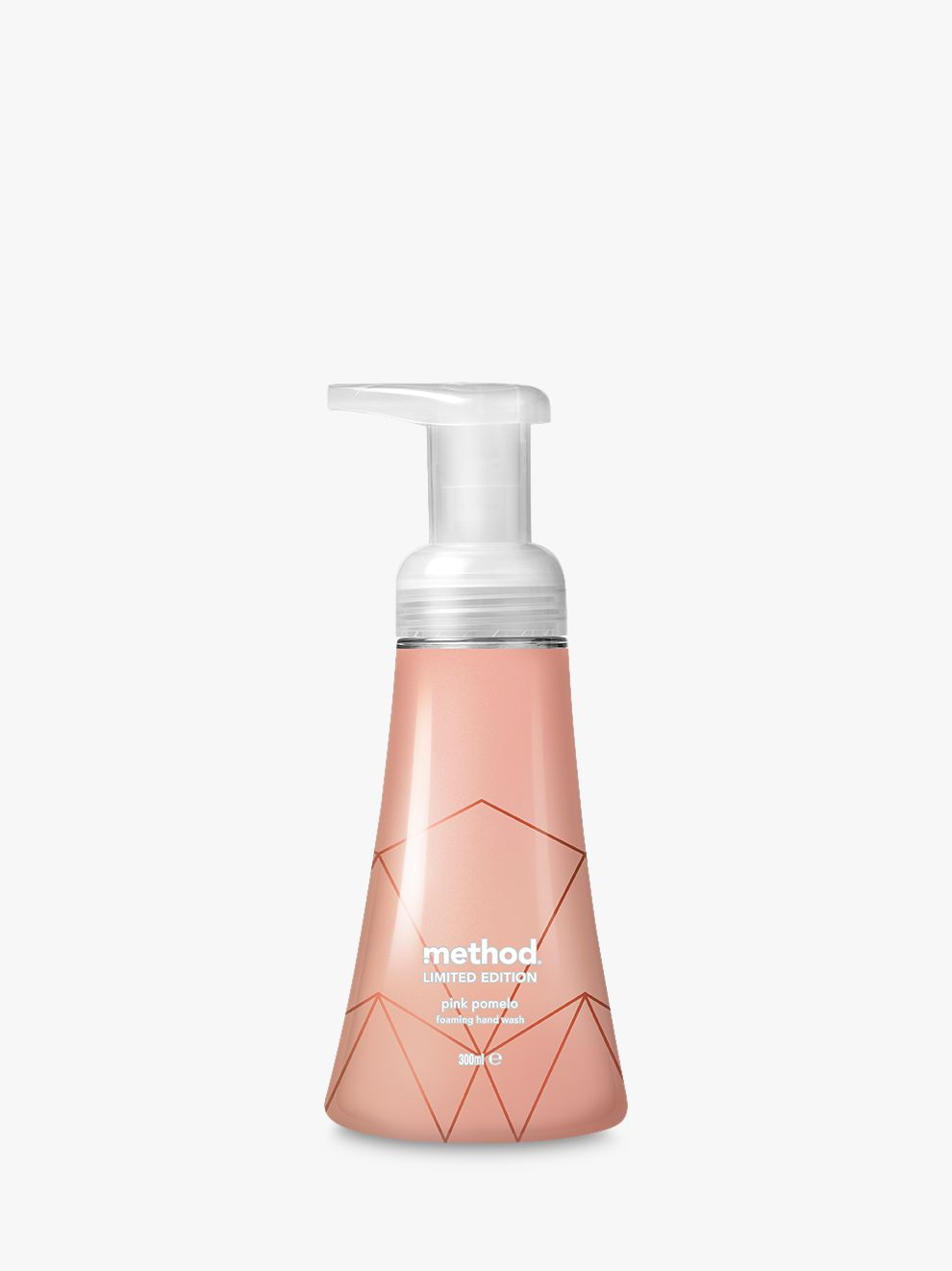 Method Method Rose Gold Foaming Soap