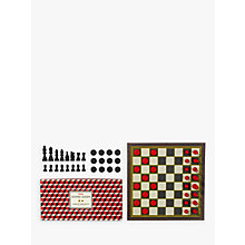 Buy Ridley's Chess & Checkers Games Room Online at johnlewis.com