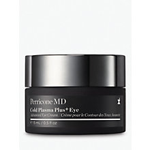 Buy Perricone MD Cold Plasma+ Eye, 15ml Online at johnlewis.com